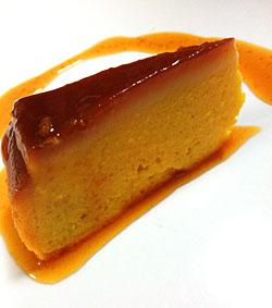 「万次郎かぼちゃプリン」作り方とレシピ